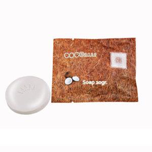 Le savon (emballage sachet) 20 gr - Produit accueil hôtel