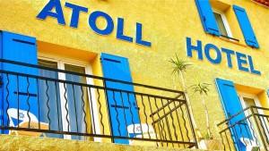 Logo Atoll Hôtel