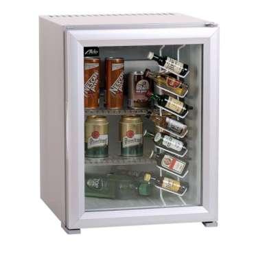 mini-bar avec porte en verre 30 litres