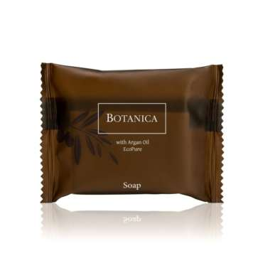 welkom tourisme, produits d'acceuil por hôtel, savon argan botanica