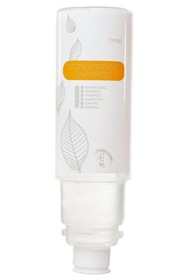 shampooing 2 & 1 460 ml à l'huile de menthe
