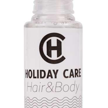"""gel douche cheveux et corps """"H"""""""