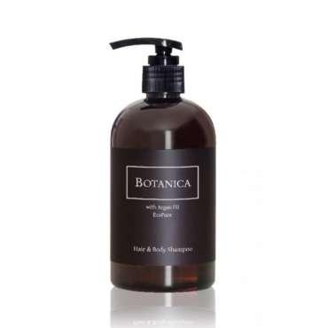 gel douche corps et cheveux bouteille 360 ml avec pompe doseur