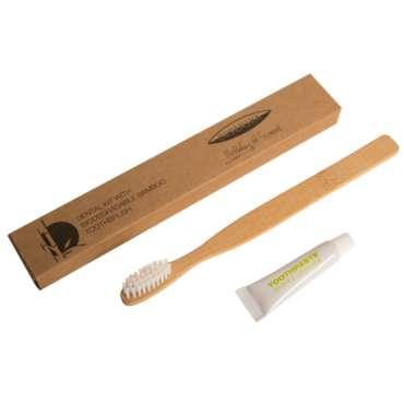 kit dendaire 100% bamboo